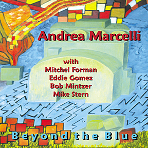 "Featured recording ""Beyond the Blue"""