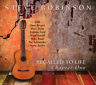 "Steve Robinson: ""Recalled to Life - Chapter One"""