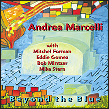 "Andrea Marcelli: ""Beyond the Blue"""